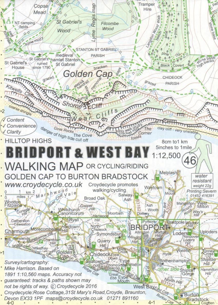 Bridport and West Bay